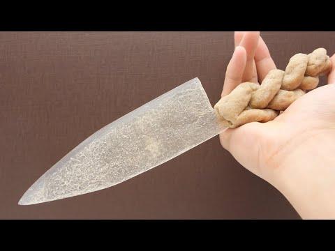 世界一硬いパンの包丁はカーボンより硬い