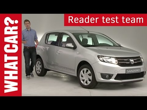 New 2013 Dacia Sandero reader preview - What Car?