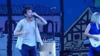 Nate Ruess - Harsh Light - Live at Fuji Rock Festival 2015