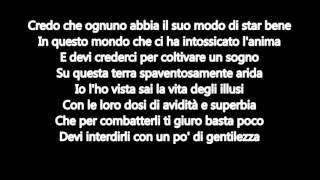 Marco Mengoni-Parole in circolo(TESTO)