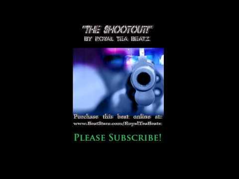 The Shootout Instrumental - by Royal Tea Beatz