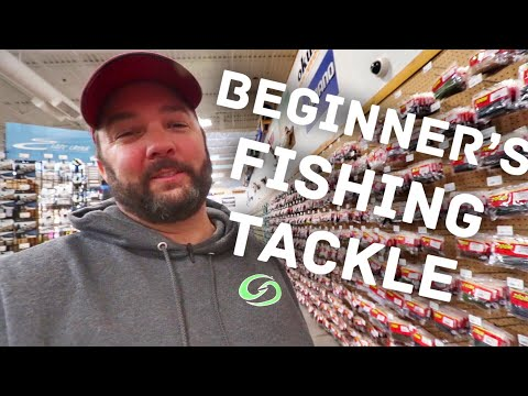 Bass Fishing For Beginners – What Lures and Tackle do You Buy First – How to Fish