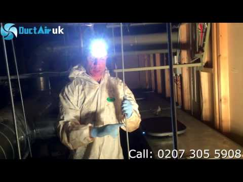 Kitchen Duct Cleaning in London