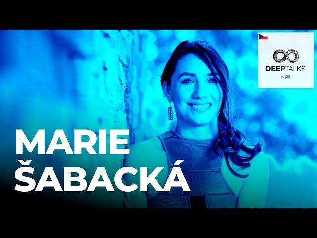 DEEP TALKS 109: Marie Šabacká – Vědkyně a polární ekoložka