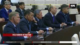 Генеральный прокурор, Верховный судья и главный борец с коррупцией лишились своих кресел