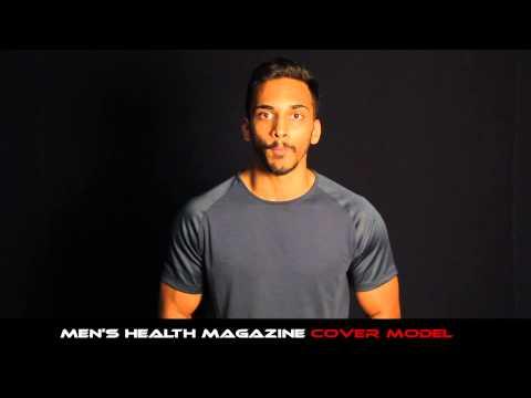 Krishna Minala – From Regular Guy to Men's Health Magazine Cover Model!!