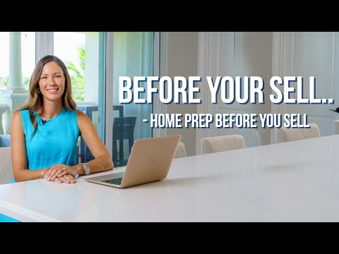 Preparing Your Home for Sale in Today's Market!