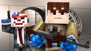 Payday - ROBBING THE ART GALLERY! (Minecraft Roleplay) #1
