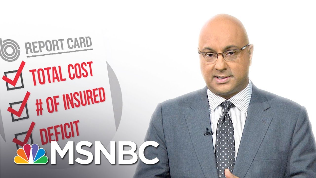 Why Critics Are Quick To Dismiss The CBO | Velshi & Ruhle | MSNBC thumbnail