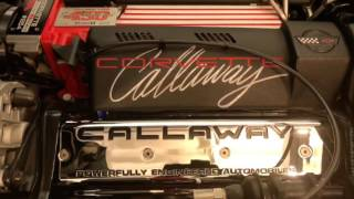 Have you had a chance to visit our Callaway exhibit yet Callaway GrandSport