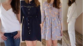 Покупки одежды с ПРИМЕРКОЙ || SL-Ira, Zara, H&M