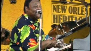 Fats Domino - Poor Me [2001, Subtitled]