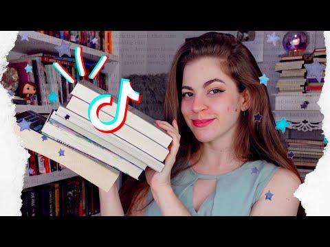 Livros Famosos no Tiktok que eu Li antes do Hype ✨