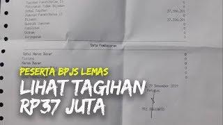 Peserta BPJS Lemas Lihat Tagihan RS Mencapai Rp37 Juta