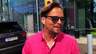 Bosson Interview @ Radio P4 Göteborg (Radio Promo) June 15th - 2018
