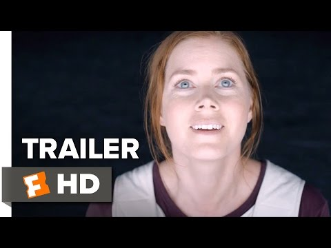 Arrival Official Trailer 1 (2016) - Amy Adams Movie