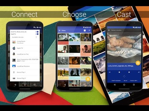 Best DLNA Android apps for streaming video to your TV
