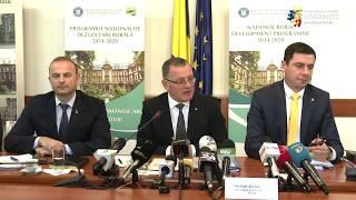 Oros vrea să trimită în acest an cinci ataşaţi agricoli în zone mai interesante pentru agricultura românească