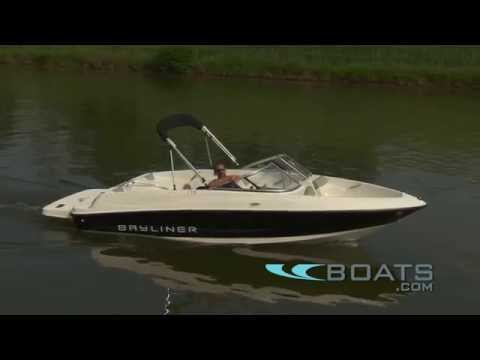 Bayliner 175 BR Boat Review / Performance Test