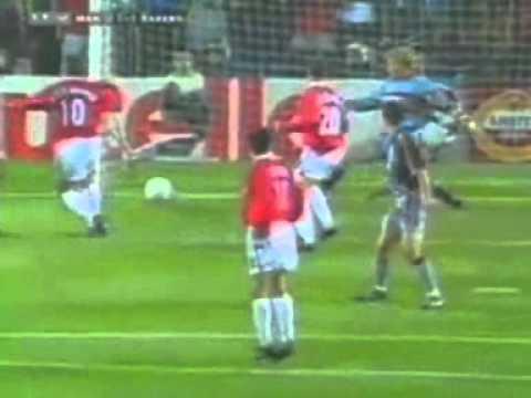 Manchester United contra Bayern Munich 1998/99