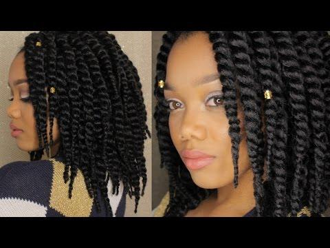 havana mambo twist crochet twist braids senegalese twist hair extension 18 2 ebay. Black Bedroom Furniture Sets. Home Design Ideas