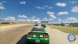 NASCAR Heat 3 - Mid-Ohio Challenge - Gameplay (PS4 HD) [1080p60FPS]