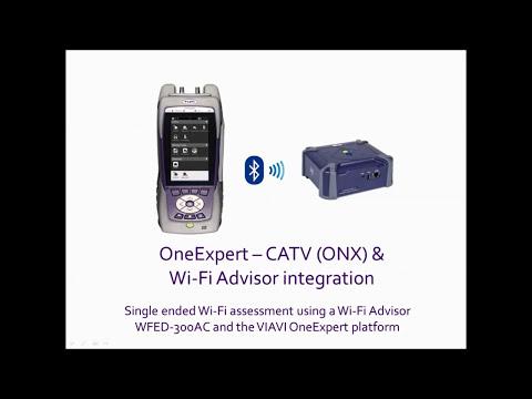 Video: ONX WiFi Test Videos from VIAVI