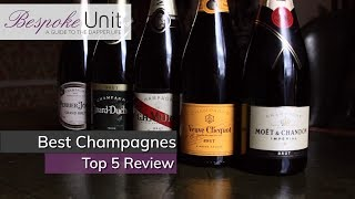 Top 5 Best Champagne Under $50 For Any Occasion (New Year, Christmas, Valentines Day & More!)
