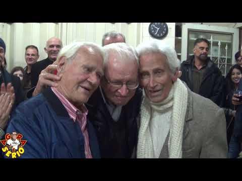 Christofoletti faz 92 Anos e reuni amigos para comemorar seu aniversário