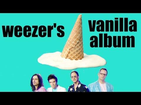 Weezer's Vanilla Flavored Teal Album Hits The Sweet Spot