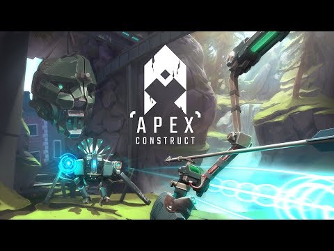 Apex Construct - Announcement Trailer | PS VR, Oculus Rift, HTC Vive & Windows Mixed Reality thumbnail