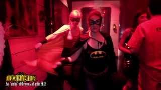 Halloween 2013 Promo at Havana Club