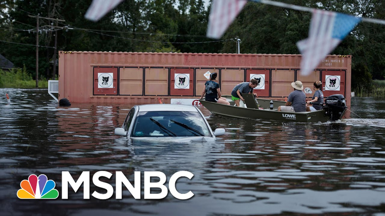 13 Dead From Historic Louisiana Floods   MSNBC thumbnail
