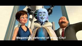 Michel Jackson   Bad! Megamind Scence 1080p]