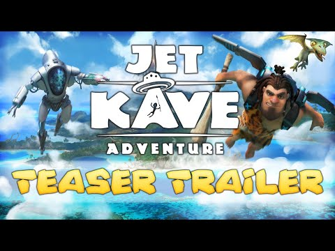 Jet Kave Adventure - Teaser Trailer ESRB thumbnail