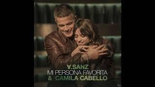 Alejandro Sanz & Camila Cabello - Mi Persona Favorita (Audio)