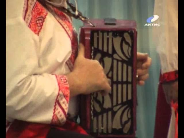 С отчетным концертом выступил коллектив «Волшебница Анастасия»