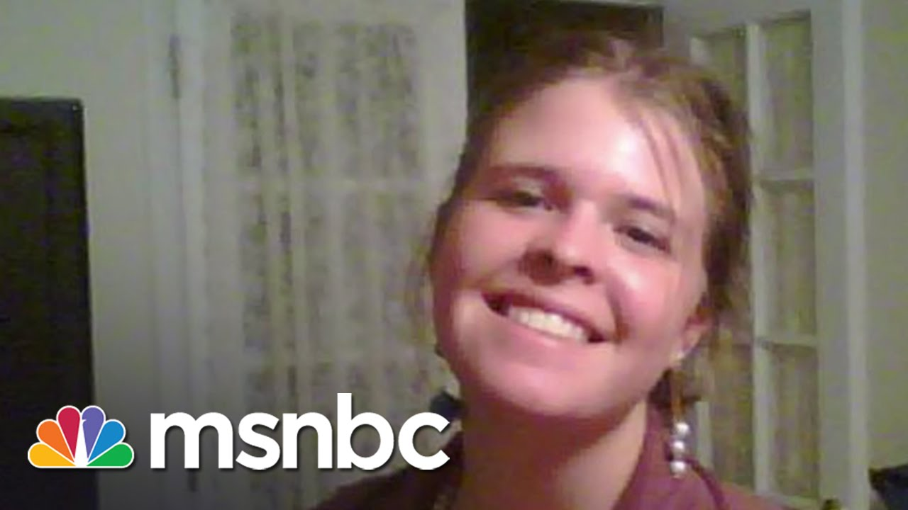 ISIS Captive Kayla Mueller's Final Letter To Her Family   msnbc thumbnail
