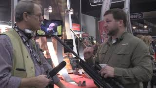 SHOT Show 2018 – Benjamin Magfire, a new repeating air rifle