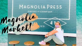Magnolia Market In Waco, Texas REOPENS! Is It Safe To Visit? +  Dr. Pepper Museum!   Summer 2020