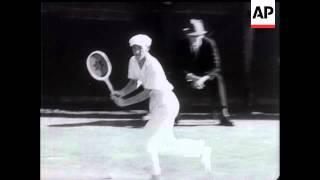 New Australian Tennis Champion.