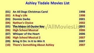 Ashley Tisdale Movies List