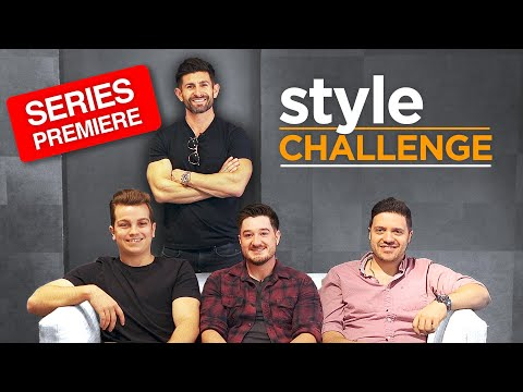 *NEW SERIES* The Style CHALLENGE (Episode 1)