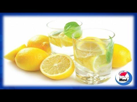 No Tomes Pastillas, Bebe Agua Con Limón