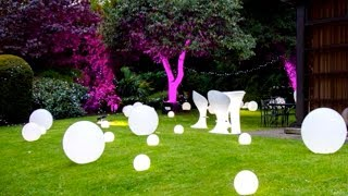 50 Outdoor Lighting Ideas
