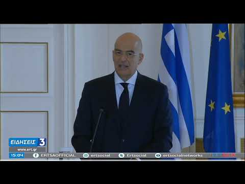 Δένδιας και Λαβρόφ επιβεβαίωσαν το υψηλό επίπεδο των ελληνορωσικών σχέσεων | 26/10/20 | ΕΡΤ