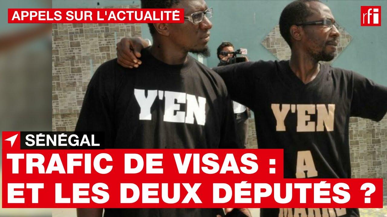 Sénégal : l'affaire de trafic de visas et de passeports défraie la chronique • RFI