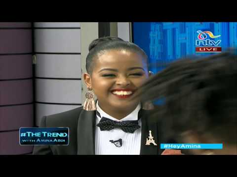 #theTrend: Kagwe Muigai And Amina Abdi Impersonate Popular Musicians