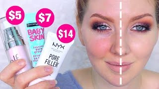 Drugstore Makeup Dupes   For Benefit Pore-fessional