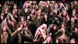 La scena di Barabba: un personaggio senza parole
